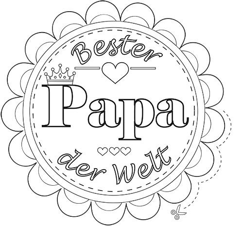 Ausgezeichnet Mama Und Papa Malvorlagen Galerie ...